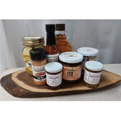 """Basket #1 """"Local Handcrafted Delights"""""""