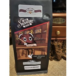 Swiss Water Decaffeinated Baden Coffee Beans