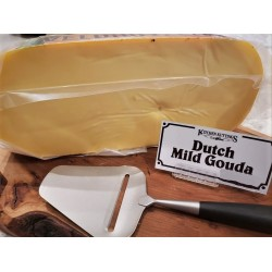 Fresh Cut Mild Dutch Gouda (per 1/2 lb.)