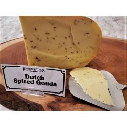 Fresh Cut Dutch Spiced Gouda (per 1/2 lb.)