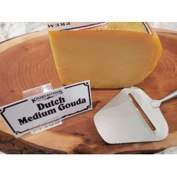 Fresh Cut Dutch Medium Gouda (per 1/2 lb.)