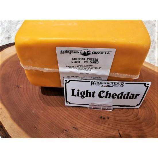 Fresh Cut Light Cheddar