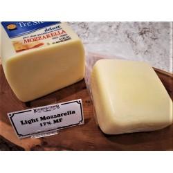 Fresh Cut Light Mozzarella Cheese