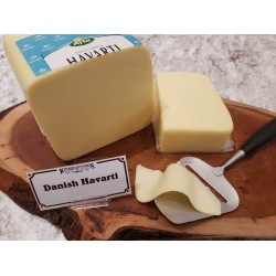 Fresh Cut Danish Havarti (per 1/2 lb.)