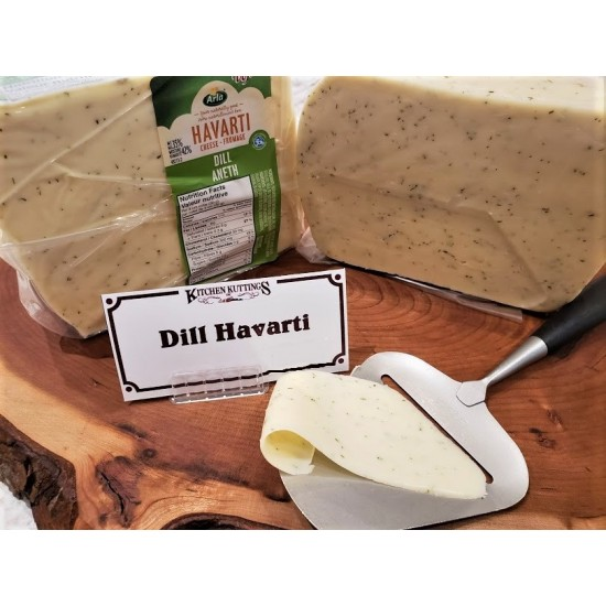 Fresh Cut Dill Havarti (per 1/2 lb.)