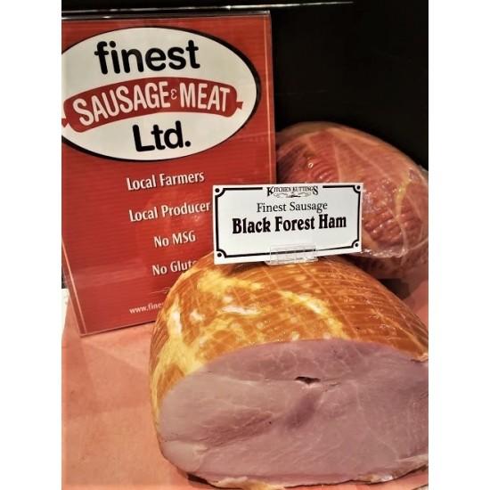 Deli Sliced Black Forest Ham (per 1/2 lb.)