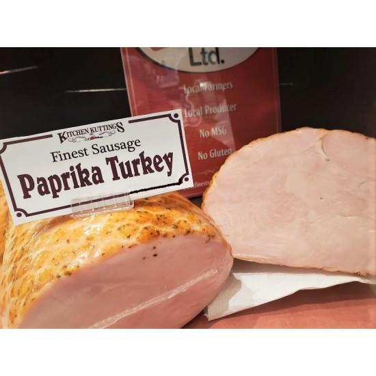 Paprika Roast Turkey Breast (per 1/2 lb.)