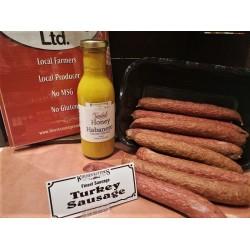 Turkey Sausage Sticks (per lb.)