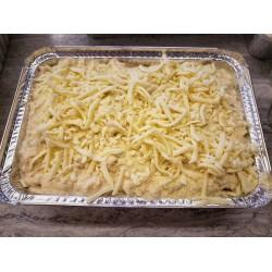 Homemade Frozen Chicken Lasagna