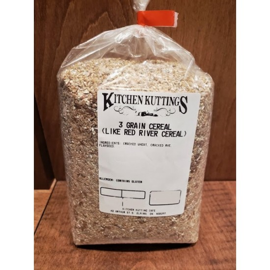 3 Grain Cereal (like Red River Cereal)