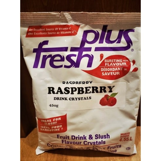 Raspberry Drink Crystals