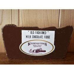 Old Fashioned Milk Chocolate Fudge