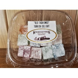 """Old Fashioned"" Turkish Delight"