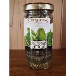 Organic Greek Dried Herb Seasoning