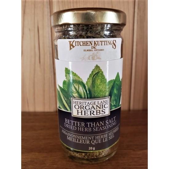 Organic Better Than Salt Dried Herb Seasoning