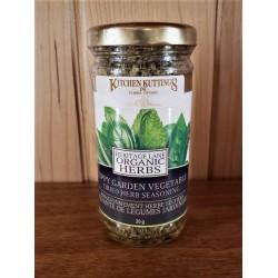 Organic Zippy Garden Vegetable Dried Herb Seasoning