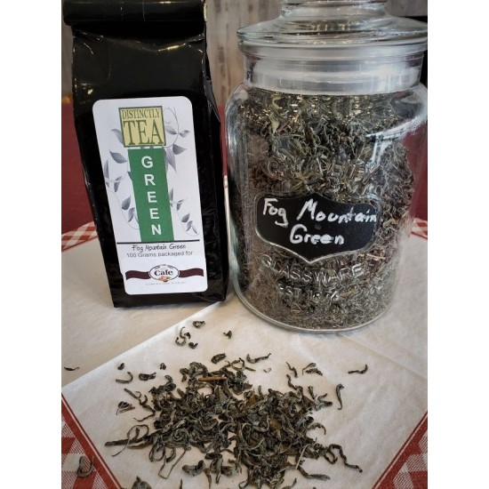 Fog Mountain Green Tea 100 g.