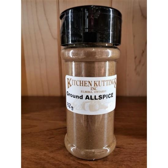 Allspice (ground) 38 g.