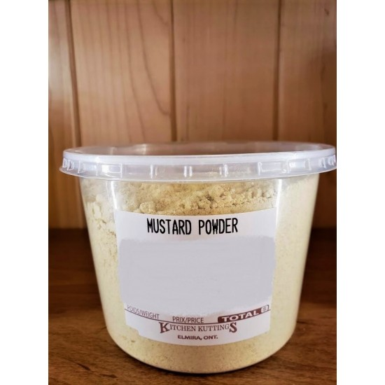 Dry Mustard Powder 238g.