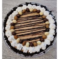 Espresso Flake Ice Cream Pie