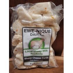 Italian Blend Sheep Milk Cheese Curd 230 g.