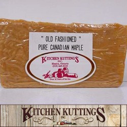 """Old Fashioned"" Canadian Maple Fudge"