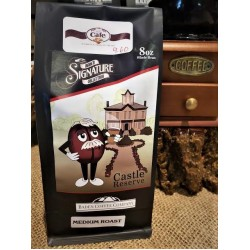 Locally Roasted Castle Reserve Baden Coffee Beans