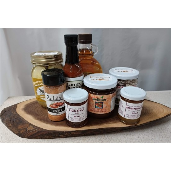 """#1 Charcuterie Board """"Local Handcrafted Delights"""""""