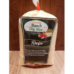 Cheddar and Ranch Seasoning