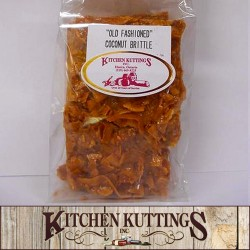 """""""Old Fashioned"""" Coconut Brittle"""