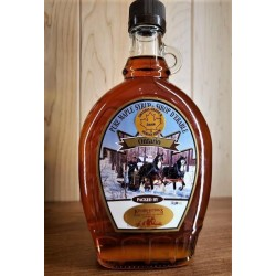 Local Dark Pure Maple Syrup