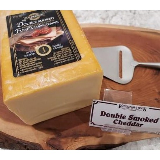 Fresh Cut Double Smoked Cheddar