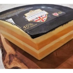 Fresh Cut English 5 Counties Cheese