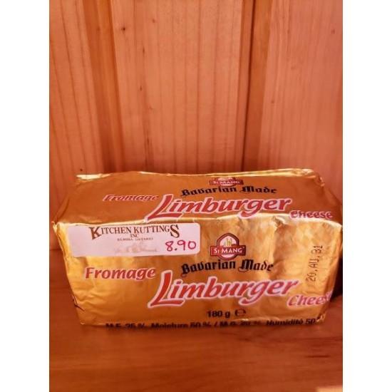 German Limburger Cheese