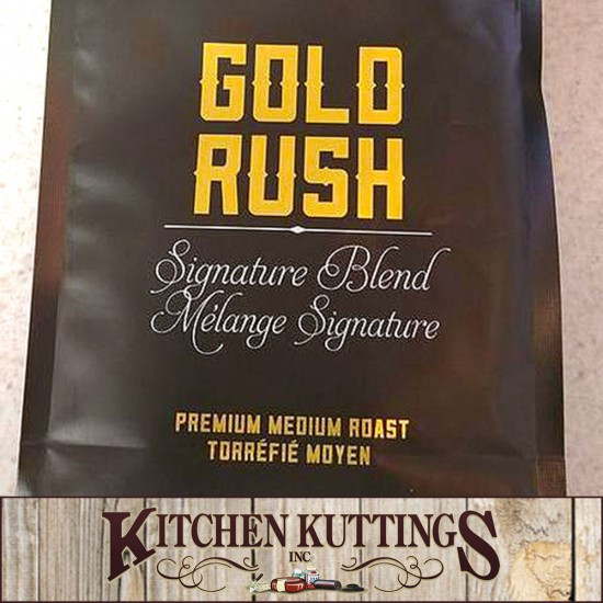Gold Rush Signature Medium Blend Coffee