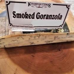 Fresh Cut Smoked Gorgonzola