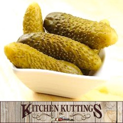 Local Homemade Baby Dill Pickles