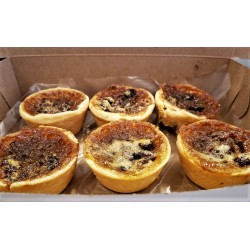 Homemade Raisin Butter Tarts