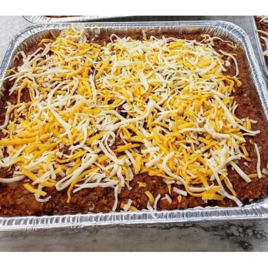 Frozen Homemade Lasagna