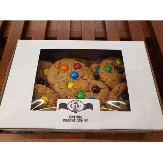 Homemade Monster Cookies