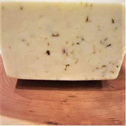 Fresh Cut Monterey Jack with Hot Peppers