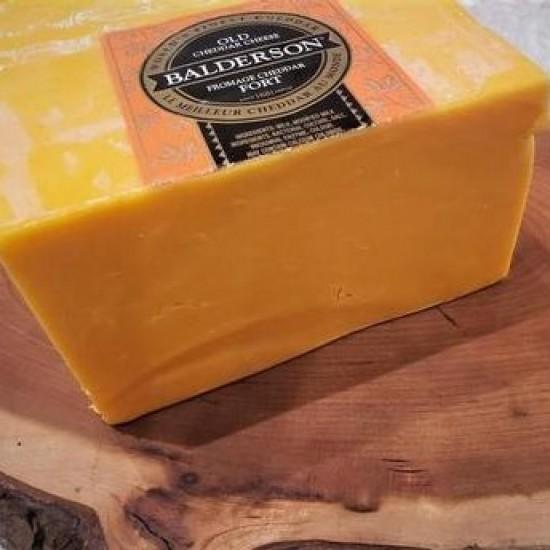 Fresh Cut Balderson Old Cheddar