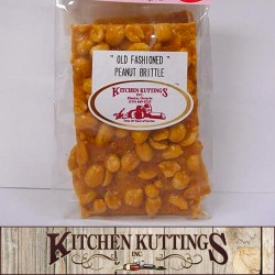 """Old Fashioned"" Peanut Brittle"