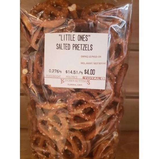 Little Ones Salted Pretzels
