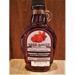 Local Homemade Maple Fruit Syrup