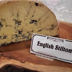 Fresh Cut English Stilton Cheese