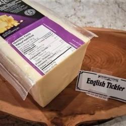 Fresh Cut English Tickler Cheese