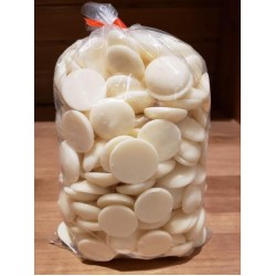 Merckens White Chocolate Melting Wafers