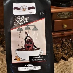 Locally Roasted Chocolate Butter Crunch Baden Coffee