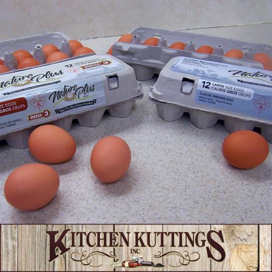Farm Fresh Eggs from Nature Plus